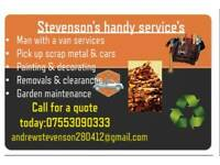 Wanted Scrap metal,cars and motorbikes