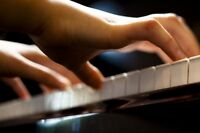 Piano and Theory lessons in Aurora/Newmarket