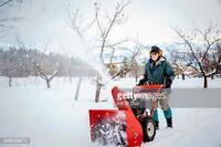 Snow Removal!
