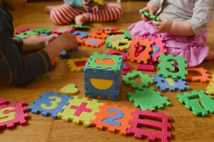 Home Daycare full time $25- half day $12