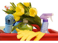 Cleaning service 07749367310