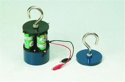 Iron Clad Power Electromagnet Lifts Up To 100lbs.
