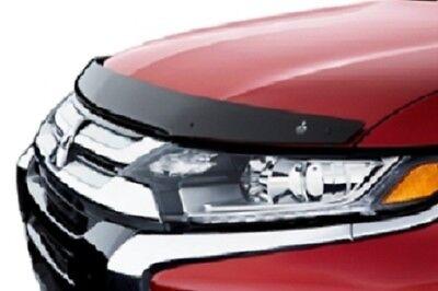 Genuine Mitsubishi HOOD BUG GRAVEL PROTECTOR DEFLECTOR OUTLANDER  2014 - -