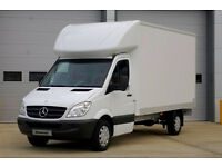 From!!£19/h!!Man and Big Luton Van Removals