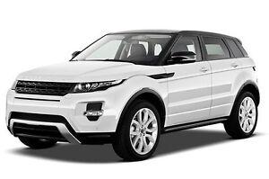 2013 Range Rover evoque 6 year warranty