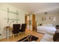 Newly refurbished studio flat, Roland Gardens, South Kensington, SW7!