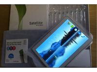 Satellite pro tablet