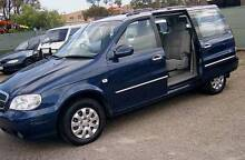 2005 Kia Carnival Wagon Mitchell Gungahlin Area Preview