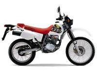Wanted, Honda XLR125 or Similar road legal 125 Project motorbike