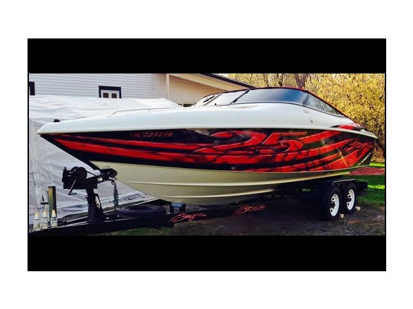 Used 1999 Baja Boats 252 boss