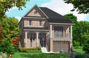 Brand new house for rent in Bowmanville Available Immediately!!!