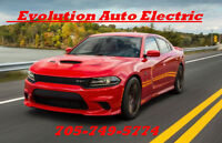 AUTOMOTIVE ELECTRICIAL REPAIRS