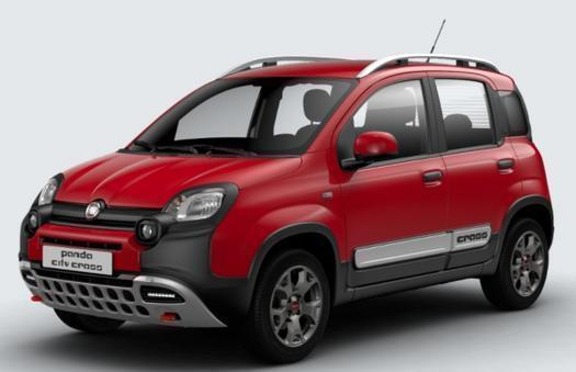 2018 fiat panda 1 2 city cross 5 door style pack petrol hatchback in aylesbury. Black Bedroom Furniture Sets. Home Design Ideas