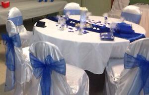 Wedding dress/items - beach/royal blue theme  Cornwall Ontario image 3
