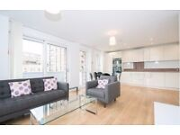 Spacious 3 bedroom flat with private balcony, onsite facilities in No 1 The Avenue, Ivy Point, Bow