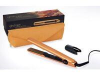 ghd Hair Straightener | ghd V Gold Amber Sunrise Styler