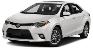 2014 Toyota Corolla LE LE UPGRADE PACKAGE
