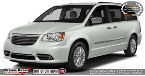 2016 Chrysler Town & Country Touring-L SUNROOF, LEATHER HEATE...