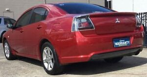 2005 Mitsubishi 380 DB VR-X AUTOMATIC Red 5 Speed Auto Sports Mode Sedan Underwood Logan Area Preview