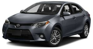2016 Toyota Corolla LE AUTO; AIR; HEATED SEATS; BU CAMERA