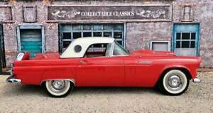 COLLECTABLE CLASSIC CARS - 1956 FORD THUNDERBIRD Strathalbyn Alexandrina Area Preview