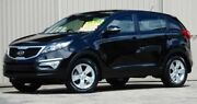 2010 Kia Sportage SL SI (FWD) Black 5 Speed Manual Wagon Lismore Lismore Area Preview