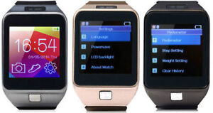 Smart Watch with SIM and Camera, Its a Phone & a Smart Watch too
