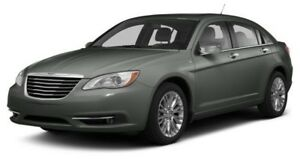 2013 Chrysler 200 Limited LEATHER|SUNROOF|ALLOYS|V6