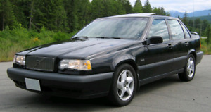 WANTED volvo 850
