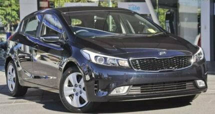 2017 Kia Cerato Black Sports Automatic Hatchback Hoppers Crossing Wyndham Area Preview