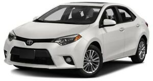 2016 Toyota Corolla S S Upgrade Package