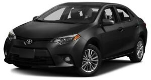 2016 Toyota Corolla LE LE WITH LEATHER 1 OWNER