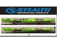Carbon / Kevlar Fishing Kayak Stealth Pro Fisha 575