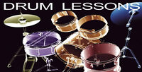 Affordable Drum Lessons!