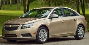 Chevrolet cruze 2012 eco