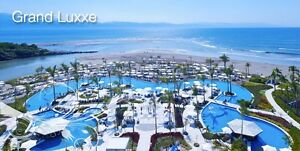 Fabulous Grand Luxxe Nuevo Vallarta ( Easter / April) 1 Week!
