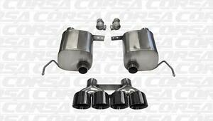 Corsa Exhaust System Chevrolet Corvette C7 Z06 Stingray