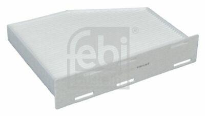 FEBI (105790) Innenraumfilter, Pollenfilter, Mikrofilter für AUDI SEAT SKODA