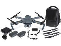 DJI Mavic Pro Fly more Bundle RRP £1000+