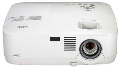 NEC NP500 | XGA Conference Room Multimedia LCD Projector 1080i