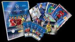 Panini-Adrenalyn-XL-Champions-League-2013-2014-13-14-TOP-MASTER-CARDS