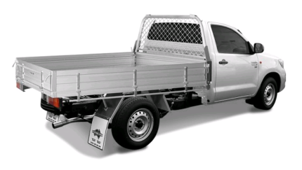 Ute Available for Pickup and Delivery Service with Drivers