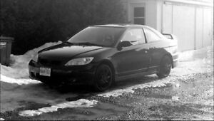 Honda Civic coupe Reverb 2005