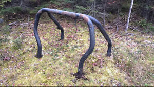 Roll bar for small truck