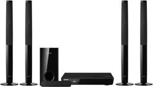 Systeme de cinema maison 5.1 avec lecteur Blu-ray Samsung