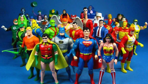 looking to buy the dc super powers action figures