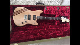Fender USA Limited Edition Shortboard Mustang guitar