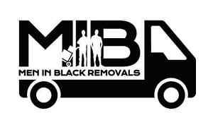 MEN IN BLACK REMOVALS  2 MEN + 4.5TONNE TRUCK FROM $80/PH Redfern Inner Sydney Preview