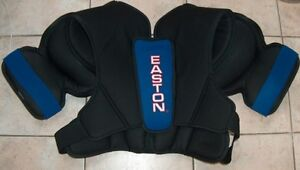 Selection of 6 Pair of Ice Hockey Shoulder Pads London Ontario image 4