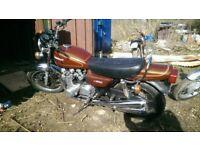 WANTED OLD KAWASAKI MOTORCYCLES ANY CONDITION!